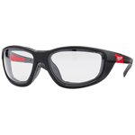 48-73-2040 High Performance Safety Glasses With Gasket CAT532H,045242552443