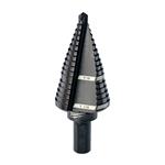 1/2 In-1 In Dual-flute #8 Step Drill Bit 48-89-9208 Milwaukee CAT532B,48-89-9208,045242307708