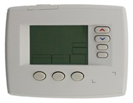 01-1321 (1f83-277) 2h/2c Multi-stage H/p Non-programmable T-stat 01-1291r