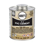 018130-12 Harvey Hv P-4 Regular Pvc Cement 32 Oz CAT195,P-4,018130-12,01813012,078864181302