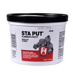 25105 Hercules 5 Lb Sta-put Plumbers Putty CAT275,25105,032628251052,PP5,717510383751
