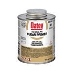 30752 Oatey 16 Oz Clear Primer-nsf Listed CAT468O,OCN16,30752,OC16,038753307527