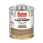 30753 Oatey 32 Oz Clear Primer-nsf Listed CAT468O,OCN32,OCP32,30803,30753,OC32,UC32,UCP32,OCP32,038753307534