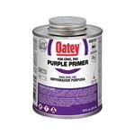30757 Oatey 16 Oz Purple Primer-nsf Listed CAT468O,OPN16,OP16,31902,30757,038753307572
