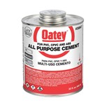 30847 Oatey 32 Oz All Purpose Cement Clear CAT468O,OA32,CM30,CM-30,01803012,HA32,30847,038753308470