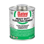 31008 Oatey 32 Oz Pvc Heavy Duty Clear Cement CAT468O,OHC32,31008,OH32,038753310084