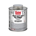 31095 Oatey 16 Oz Pvc Heavy Duty Gray Cement CAT468O,OH16,01827012,HH16,31862,HOMER,UG16,31095,OG16,038753310954