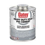 31105 Oatey 32 Oz Pvc Heavy Duty Gray Cement CAT468O,OH32,01828012,HH32,50038753311055,UG32,31863,31105,OG32,HOMER,038753311050