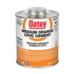 31131 Oatey 32 Oz C Pvc Medium Orange Cement CAT468O,31131,31131,31131,31131,31131,31131,31131,31131,31131,31131,31131,038753311319