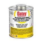 31913 Oatey 32 Oz C Pvc Flowguard Gold 1-step Yellow CAT468O,31913,038753319131,FGG32,OG32,31912,1Q1SC