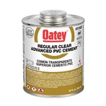31928 Oatey 32 Oz Pvc Cement Regular Clear Advanced CAT468O,038753319285,OG032,31928,O32