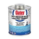 32163 Oatey 32 Oz Blue Lava Pvc Cement CAT468O,32163,038753321639,UB32,HW32,RS32,OB32,OBL32