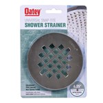 42014 Oatey 4 1/4 In Strainer Satin Nickel CAT466,42014,038753420141,JOND40010