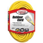 Pro Power 50 12 Ga Extension Cord CAT504,50 H.D. CORD,50EC,EC50,EXTENSION CORD,