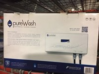 Pure Wash Low Flo Laundry System He Washers CATD302C,