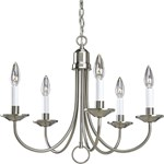 P4008-09 5-60w Cand Chandelier CATD731,P4008-09,785247116454,