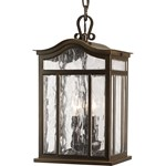 P5502-108 Chain Hung Lantern 3-60w Cand CATD731S,P5502-108,785247160020,