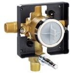 R10300-unws Delta Multichoice Universal Tub/shower Rough Push-button Diverter