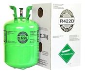 "R422d 25lb Dac Refrigerant ""warning Hazardous Material"" CAT377,R422D,00662498001237,0066249800123,422D,"