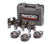 48553 Ridgid 1/2 In To 2 In Megapress Kit CAT539,48553,0095691485533