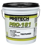 670023 Protech 1 Gal Pail Off-white Textured Sealant CAT330R,670023,662766263817,33001590