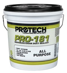 670020 Protech 1 Gal Pail Off-white All Purpose-fibered Sealant CAT330R,670020,662766263787,33001580