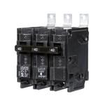 B340 Siemens Breaker 40 Amps 3 Pole 240 Volts 10k Bl CAT751S,B340,B340,783643263734