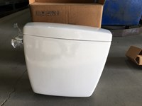 (discontinued) St406.01 White 1.6 Gpf Rowan Single Flush Toilet Tank Cotton Only CATDTOT,ST406.01,ST406.01,739268212060,ST40601,MFGR VENDOR: TOTO,PRCH VENDOR: TOTO