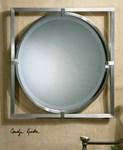 01053 D-w-o 30x30 Kagami, Metal Mirror CATDUTT,01053,CATDUTT,