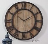 06344 D-w-o Powell 30x30 Clock CATDUTT,06344,CATDUTT,