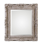 09115 D-w-o Uttermost 29 X 33 Sormonne Mirror & Accessories CATDUTT,CATDUTT,