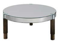 24395 D-w-o Eleni Coffee Table W 36.75in H 17.25in D 36.75in CATDUTT,24395,CATDUTT,