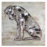 34297 D-w-o Uttermost Spot Of A Dog Artwork CATDUTT,34297,792977342978,CATDUTT,
