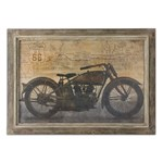 51086 Ride Motorcycle Oil Reproduction