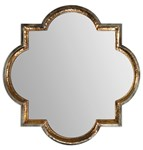 12862 Uttermost Lourosa Antique Copper Accent Mirror CATUTT,12862,792977128626