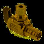 Lf4785025 Propex Lf Brass Ice Maker Valve, 1/2 Pex X 1/4 O.d. (angle) CATWIR,LF4785025,LF4785025,673372341271,30673372341272