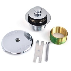 38190-pb Pb Tub Trim Kit CAT170W,38190PB,38190,640263003204,