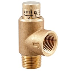 Lf 530-c 1/2 Lf 1/2 In Lead Free Calibrated Pressure Relief Valve CAT210,0556035,098268435191,LF530C,MFGR VENDOR: WATTS,PRCH VENDOR: WATTS