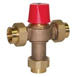 Lf 1170m2-ut 1/2 Lf 1/2 In Lead Free Hot Water Temperature Control Valve With Threaded End Connections
