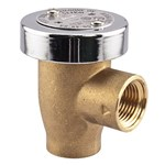 288a-c D-w-o 1/2 Nlf 1/2 In Brass Atmospheric Vacuum Breaker, Chrome CATD210,05496245,WAT288ACD,288ACD,WVB,21000971,0339980,339980,NLF,0792052,CATD210,098268017182,
