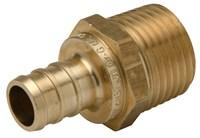 Qqmc33gx Xl Brass Male Adapter-1/2 In Barb X 1/2 In Mpt CAT470PEX,QMAD,XQMAD,44044,T1020,PCMC33X-10,81001139,P525050,0650527,XLMC33,50673372152230,PX01735,NP25B,PX81190LX,PX81190,ZURN PEX GREEN,Lead Free,green,0653035,QMA12,ZMAD,84269026447
