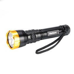 41-6009 Diehard Flashlight 619/173 Lumens CAT390F,416009,41-6009,