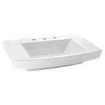 0329.008.020 Townsend Above Counter Lav 8 Ctr-white