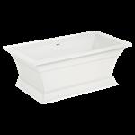 2546004.020 As White Town Square S Freestanding Tub White CAT112L,2546004.020,791556110427