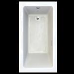 2938.068c-d2.020 D-w-o Studio 5-1/2x36 2 Deck Everclean Air Bath - White A/s CATD112L,2938.068C-D2.020,2938068CD2020,CATD112L,033056838297