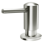 4503.120.075 Liquid Soap Dispenser- Ss CAT117L,012611598203,MFGR VENDOR: AMSTAN,PRCH VENDOR: AMSTAN