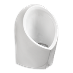 6155.100.020 Small Waterless Urinal With Kit Wht CATD111C,6155.100.020,033056719985,6155100020,ASU,green,WATER EFFICIENT