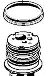 030118-0070a Swing Spout Seal Kit A/s