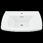 0445.001.020 Edgemere Sink Top Cho-white