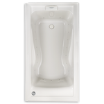 2425.168c.020 White Evolution 6032 Ia Rho Air Bath Wht